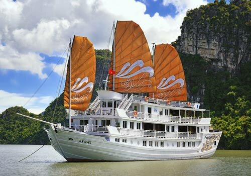 Paradise Peak: Reach the summit of Luxury in Ha Long Bay