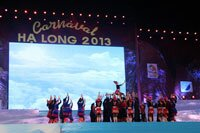 2013 Ha Long Carnival- a trademark of Quang Ninh tourism