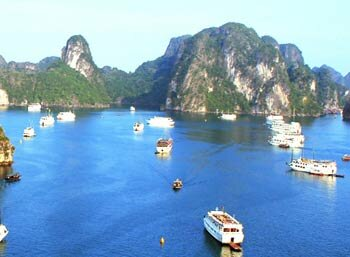 Ha Long Bay - 7 Wonders of Nature newest addition