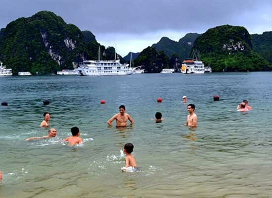 Summer in Halong Bay