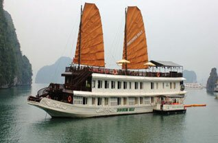 Indochina Sails 3 days 2 nights