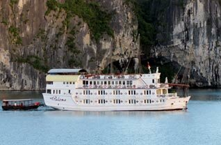 Paloma Halong Bay 3 Days/2 Nights