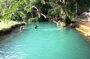Vientiane - Vang Vieng - Luang Prabang Highlight 5Days/4Nights